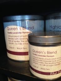 Queen's blend